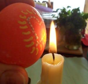 Pysanky Egg Craft- Kid World Citizen