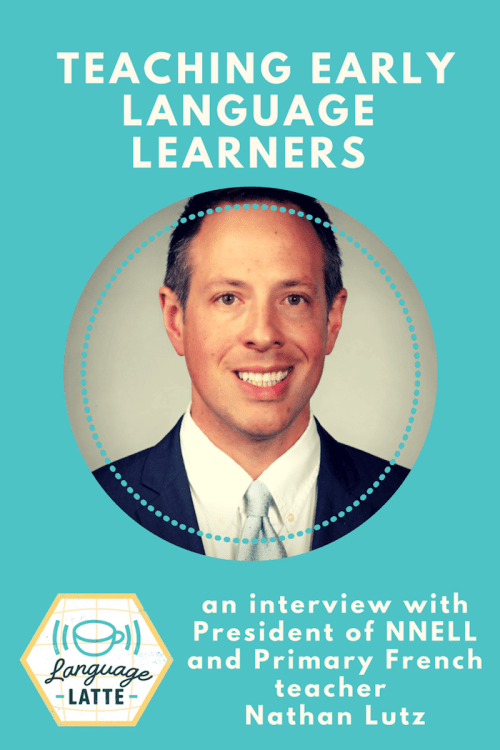 Episode 4 Nathan Lutz Teaching Early Language Learners- Kid World CItizen