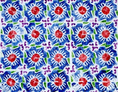 Islamic Tile Art Project- Kid World Citizen