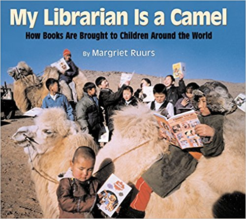 My Librarian is a Camel- Kid World Citizen