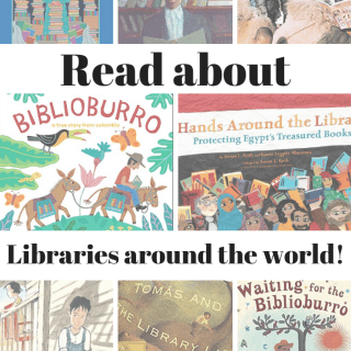 7 Books about Cool Libraries Around the World
