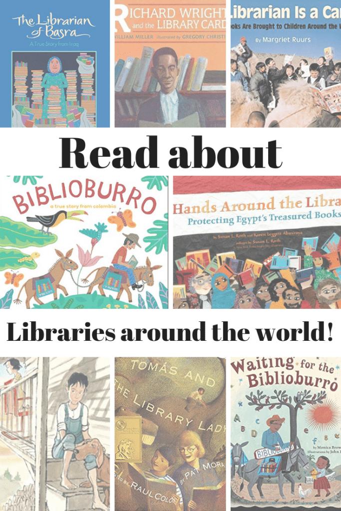 Unique Libraries Around the World- Kid World Citizen