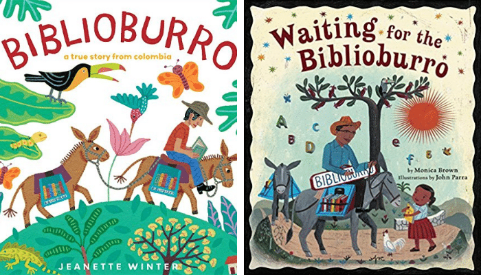 Biblioburro- Kid World CItizen