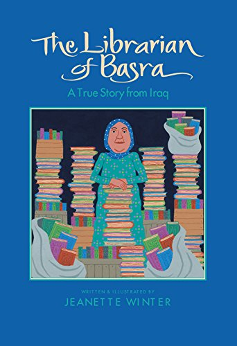 Librarian of Basra- Kid World Citizen