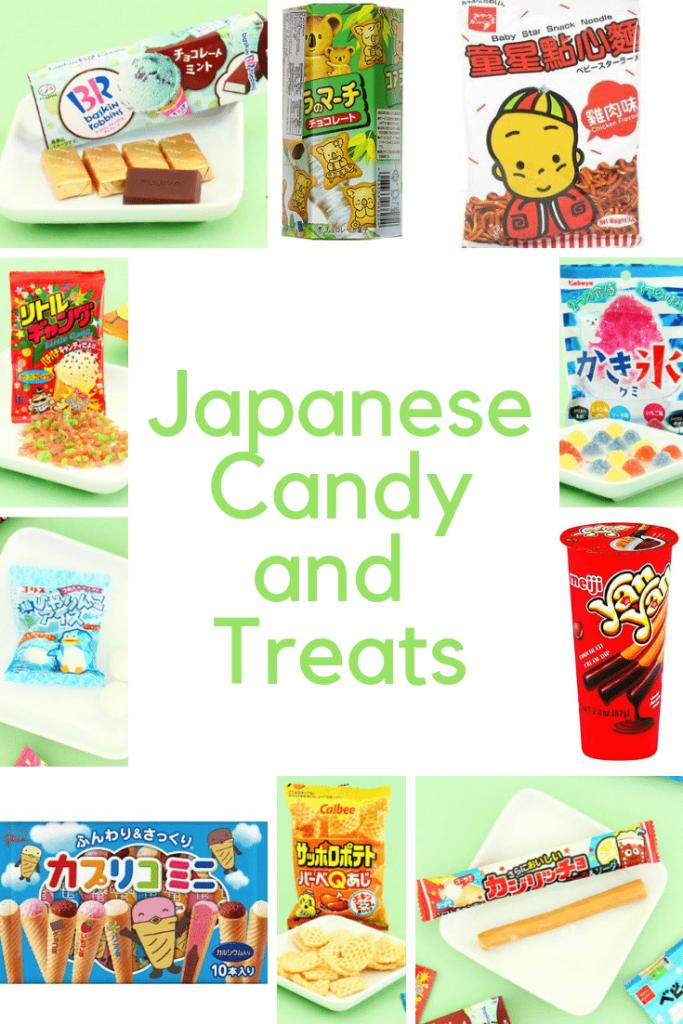 Japanese Candy- Kid World Citizen