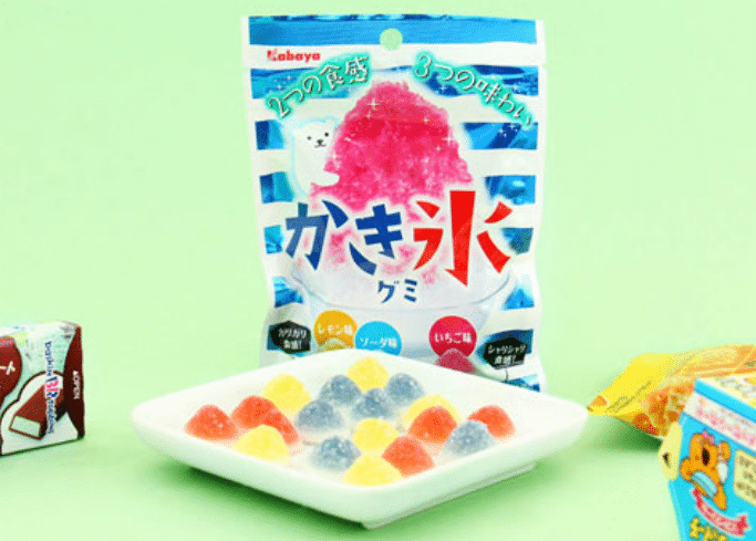 Shaved Ice Japanese Candy- Kid World Citizen