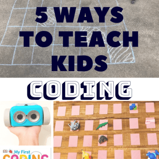 5 Easy Ways to Teach your Kids Coding (even if you don't know how)