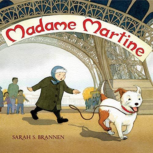 Madame Maritine EIffel Tower Book- Kid World Citizen