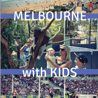 Melbourne with Kids- Kid World Citizen