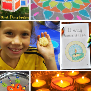 How to Celebrate Diwali with Kids- Kid World Citizen