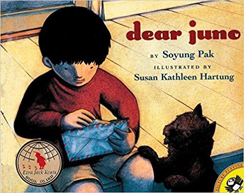 Dear Juno Pen-Pal Books- Kid World Citizen