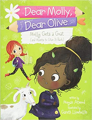 Dear Molly Penpal Books- Kid World Citizen