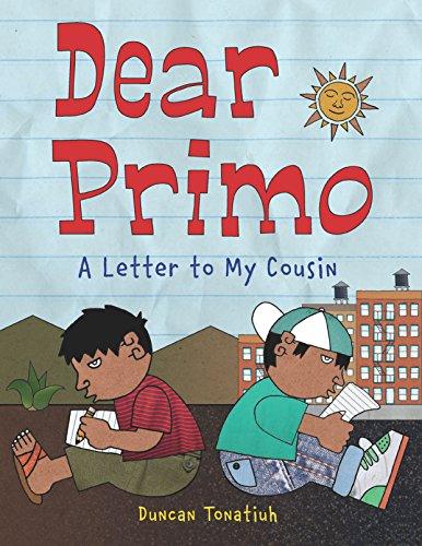 Dear Primo Pen-Pal Book- Kid World Citizen