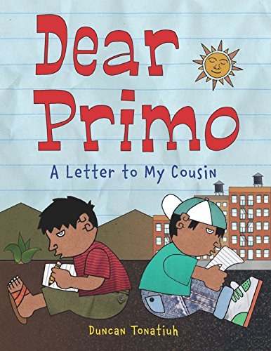Dear Primo Pen-Pal Book- Kid World Citizen