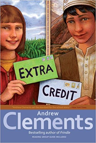 Extra Credit Pen-Pal Book- Kid World CItizen