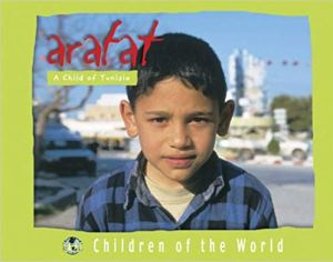 Arafat Child of Tunisia- Kid World Citizen