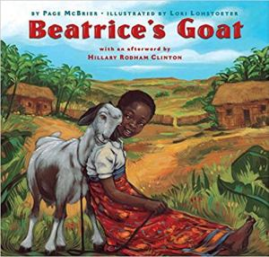 Beatrice's Goat Microfinance Books for Kids- Kid World Citizen