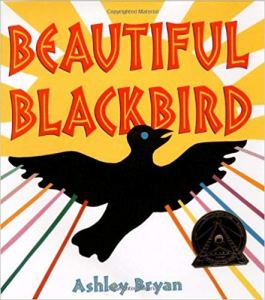 Blackbird Zambia Book for Kids- Kid World Citizen