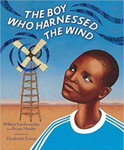 Boy Who Harnessed Wind- Kid World Citizen
