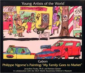 Gabon Book for Kids- Kid World Citizen