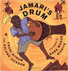Jamari's Drum Africa Book for Kids- Kid World Citizen