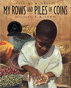 Piles Coins Tololwa- Kid World Citizen
