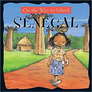 Senegal School Book Kids- Kid World Citizen