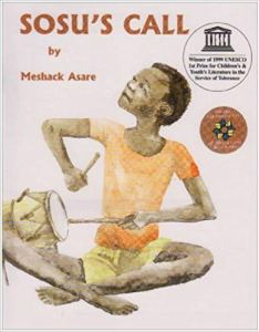Sosu's Call Africa Book for Kids- Kid World Citizen