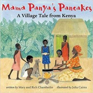 Mama Panyas' Pancakes- Kid World Citizen