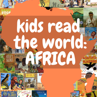 Kids Books about Africa KidWorldCitizen
