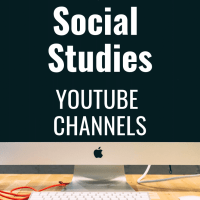 Social Studies YouTube Channels for Kids!