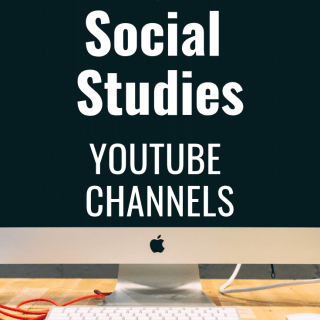 Social Studies YouTube Channels- Kid World Citizen