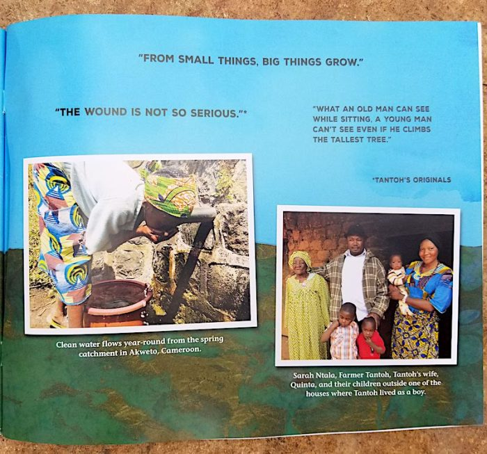 Book from Cameroon Kids- Kid World Citizen