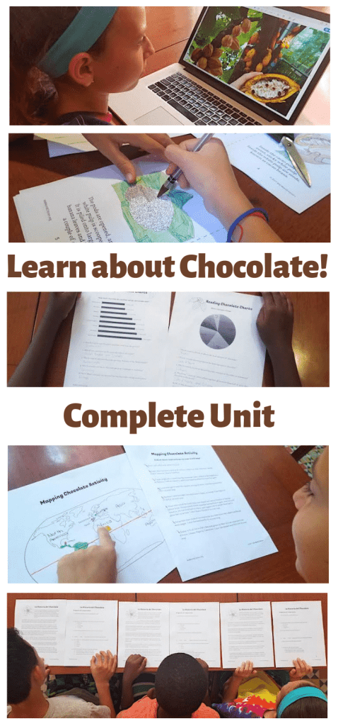 Learn about Chocolate Unit for Kids- Kid World Citizen