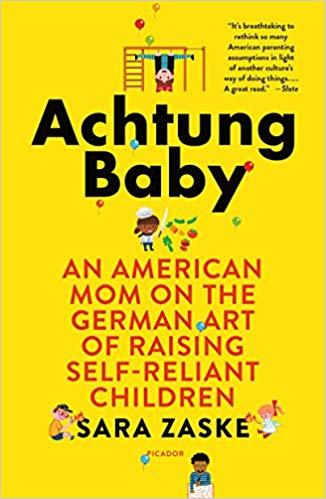 German Parenting Book- Kid World Citizen