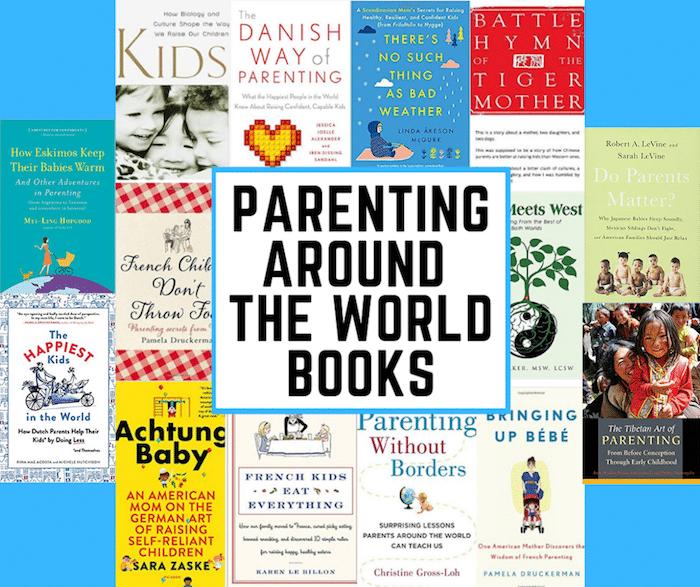 Parenting around the Globe Books- Kid World Citizen