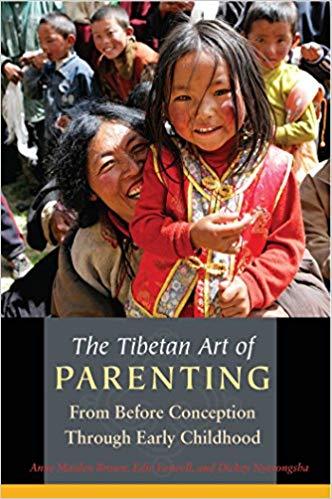 Tibetan Parenting Book- Kid World Citizen