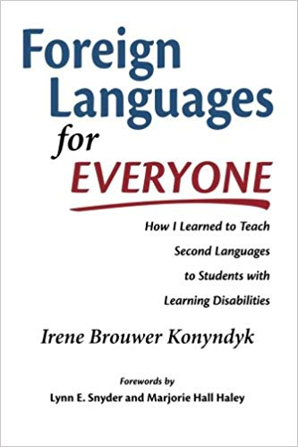 Foreign Languages for Everyone Learning Disabilities- Kid World Citizen
