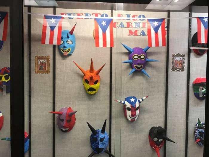Puerto Rican Mask Project Vejigantes- Kid World Citizen