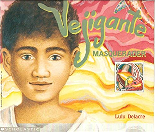 Vejigante Book Puerto Rican Masks- Kid World Citizen