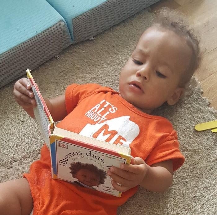Books in Spanish For Babies- Kid World Citizen