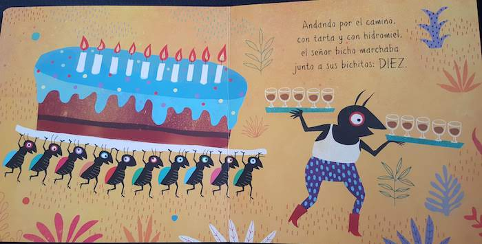 Spanish Books For Babies Toddlers- Kid World Citizen
