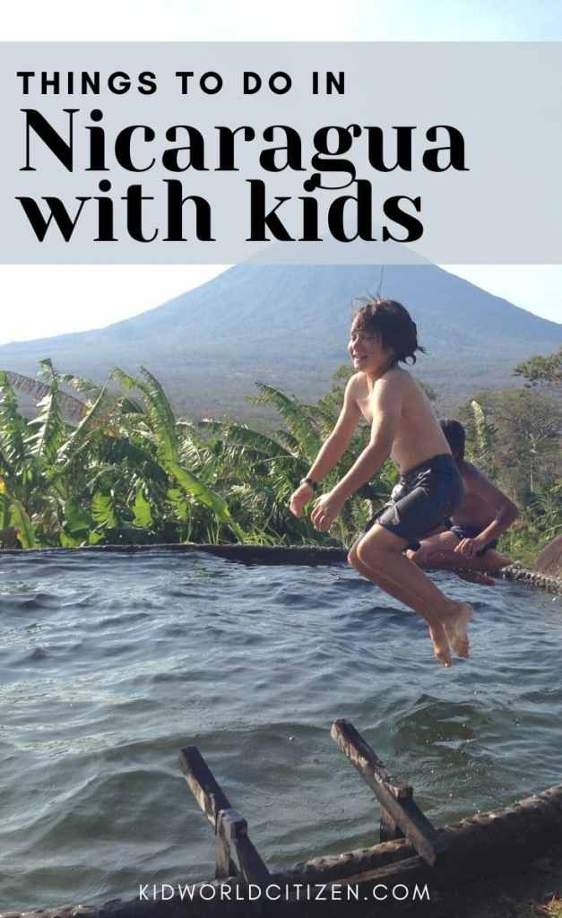 Things to do in Nicaragua with Kids