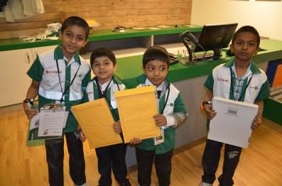 KidZania Jeddah - Courier Service