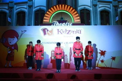 KidZania Singapore Foundation Ceremony-0318
