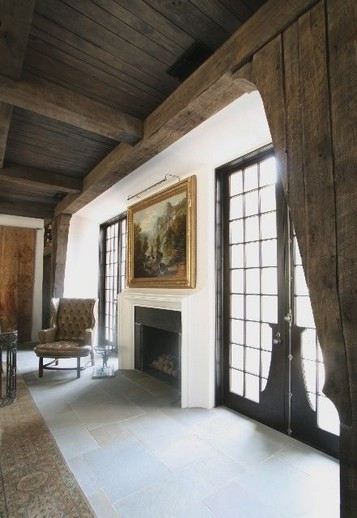 Accentuate Your Home's Architecture With Wood 19
