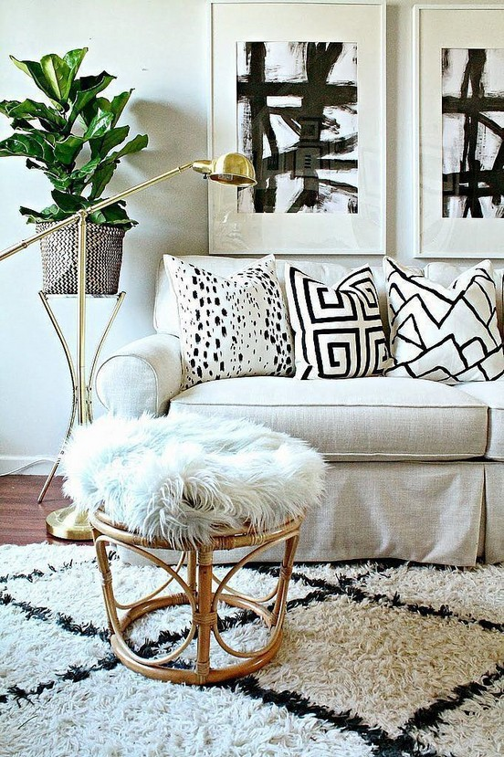 Coordinating Home Decor Inside And Out 34
