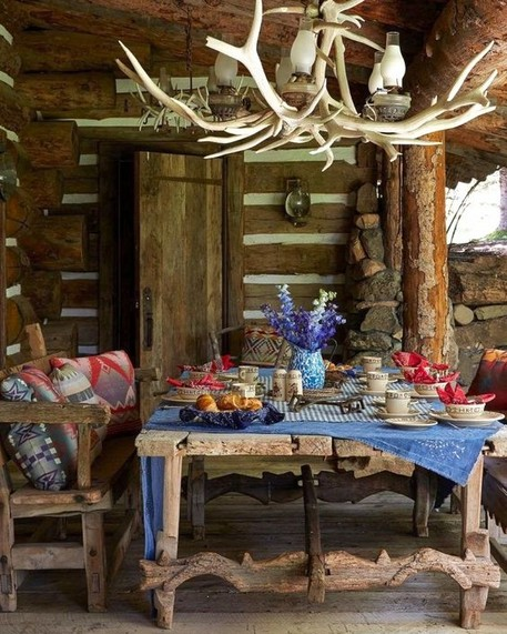 Turn Your Home Into A Cabin Retreat 36