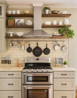 15 Embrace Your Small Kitchen With These Decorating Ideas 07