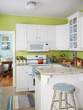 15 Embrace Your Small Kitchen With These Decorating Ideas 11